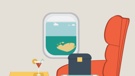 how modern are your workplace's time off policies, vacation, plane ride