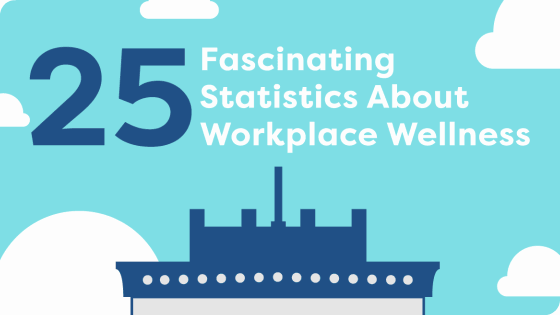 Infographic: 25 Fascinating Statistics About Workplace Wellness