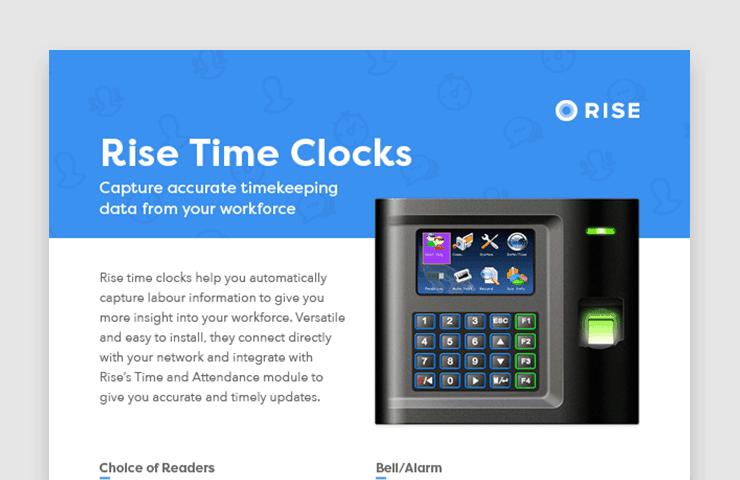 Rise Time Clocks