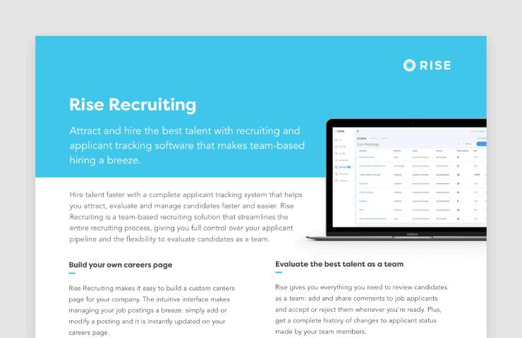 Rise Recruiting