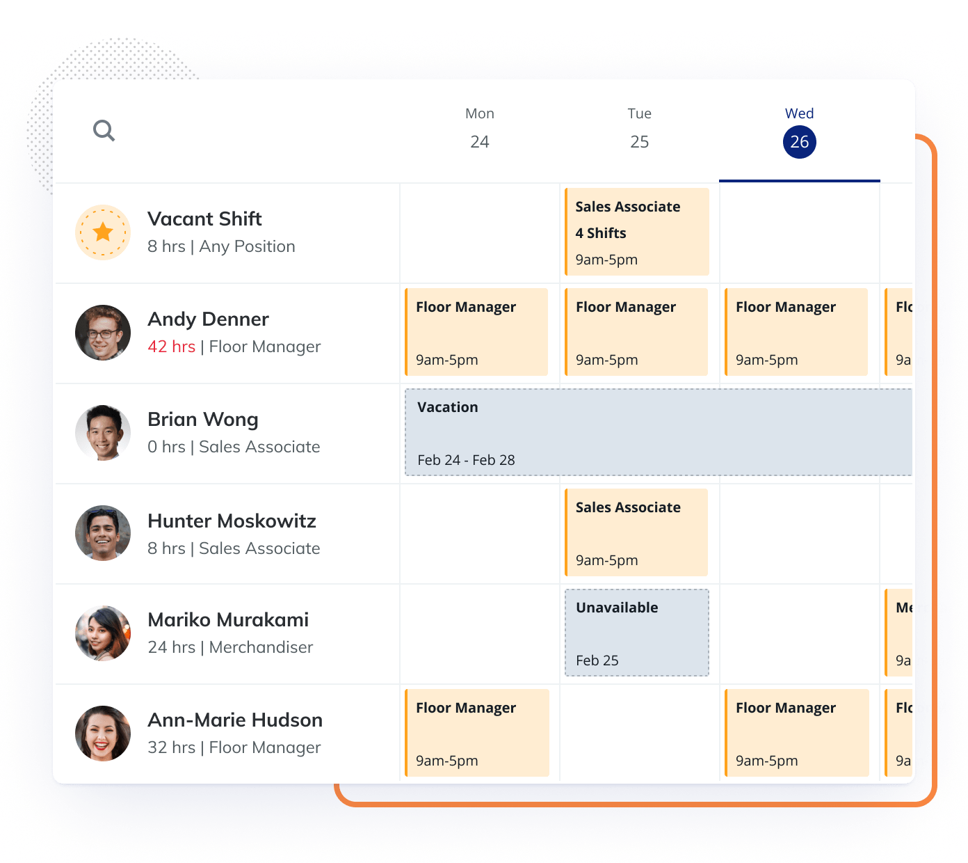 Scheduling Schedule Image1