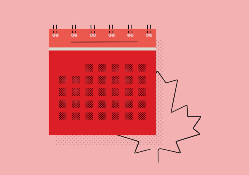 The official 2021 payroll calendar for Canadian businesses Thumbnail