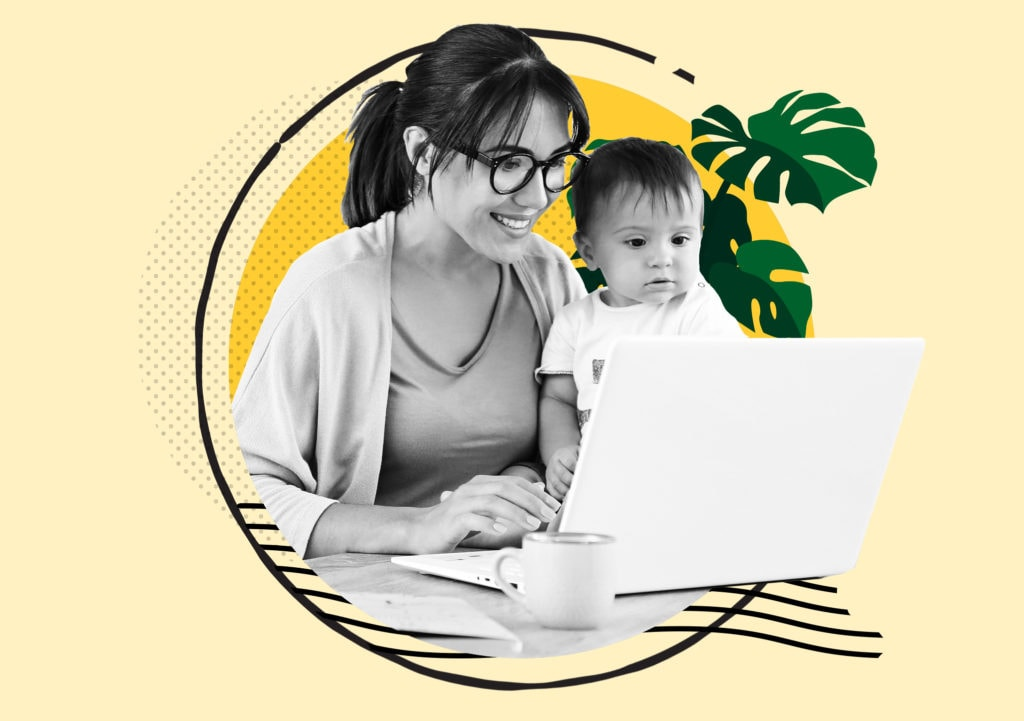 Strategies to help parents working from home with kids Thumbnail