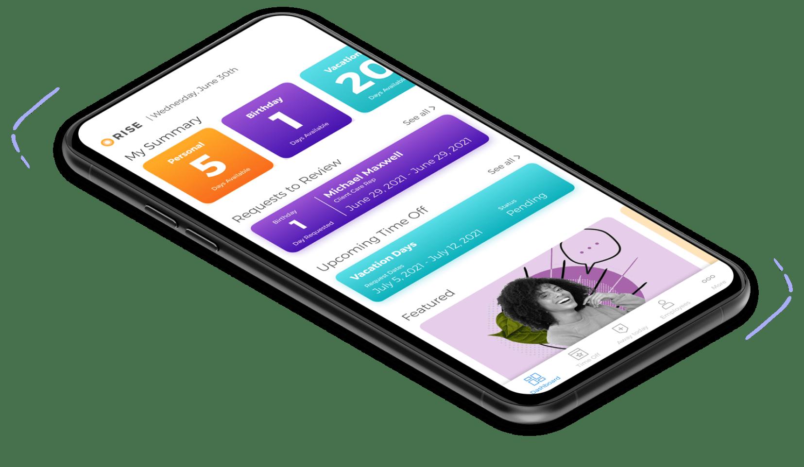 Mobile App Hero Image
