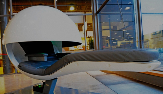 office nap pod