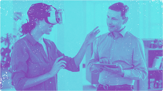 Applications of VR & AR in New Employee Onboarding